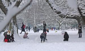 Лесенка: Зимушка-зима