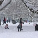 Игра «Лесенка»: Зимушка-зима