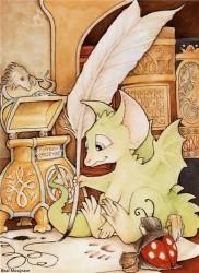"""Конкурс """"Сказки о драконах"""""""