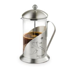 Френч-пресс для кофе и чая Rondell Tasse